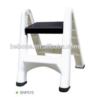 de pl stico paso plegable taburete escalera de mano