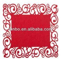 Promotion coaster kitchen tablemat silicon baking mat