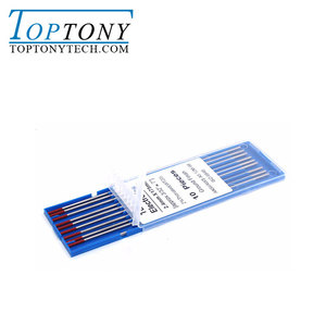 WT20 2% Thoriated tungsten electrode for tig Welding