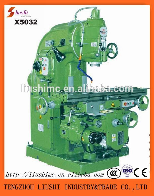 X5032 Vertical Milling Machine