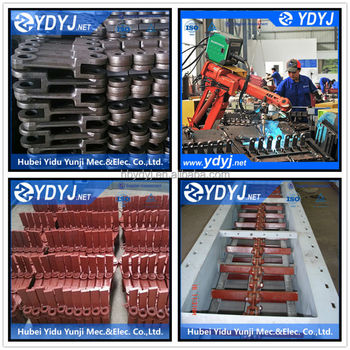 Conveyor system Chain P142 Redler Scraper Chain for export