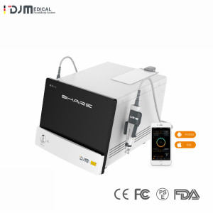 DJM Radio Frequency Facial Skin firming wrinkle removal equipment for Beauty care