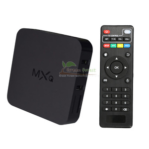 Hot Sales S905W 28nm Quad core A7 MXQ linux tv box Android 4.4.4 Tv Box from joinwe