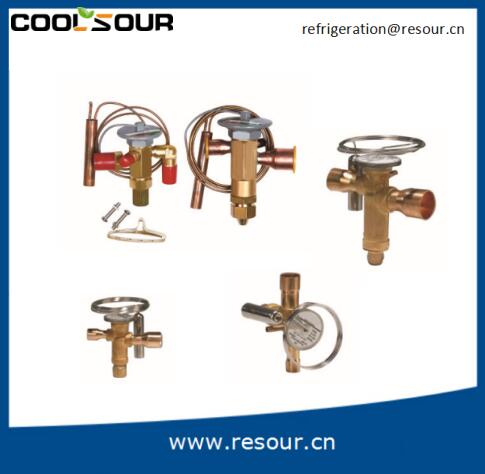 Coolsour Low price of expansion valve, Refrigeration fitting