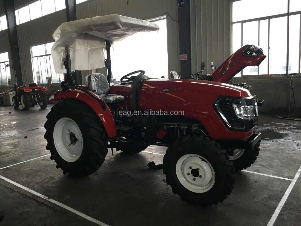 Hot Sale 504 Tractor with High Quality (50HP, 4WD)