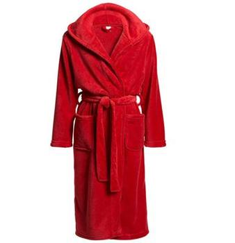 Dark Red Color Sleepwear