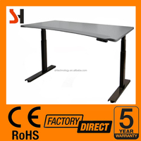 Shenghua height adjustable desk/table for office furniture