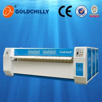 laundry auto ironing machine good price complete fully automatic