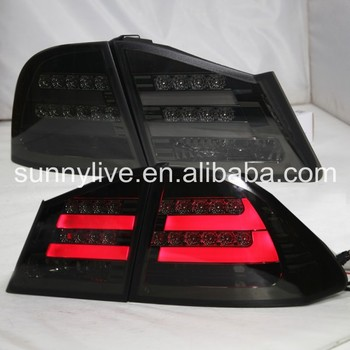 For Honda For Civic Led Tail Lamp 2006 To 2010 Year Smoke