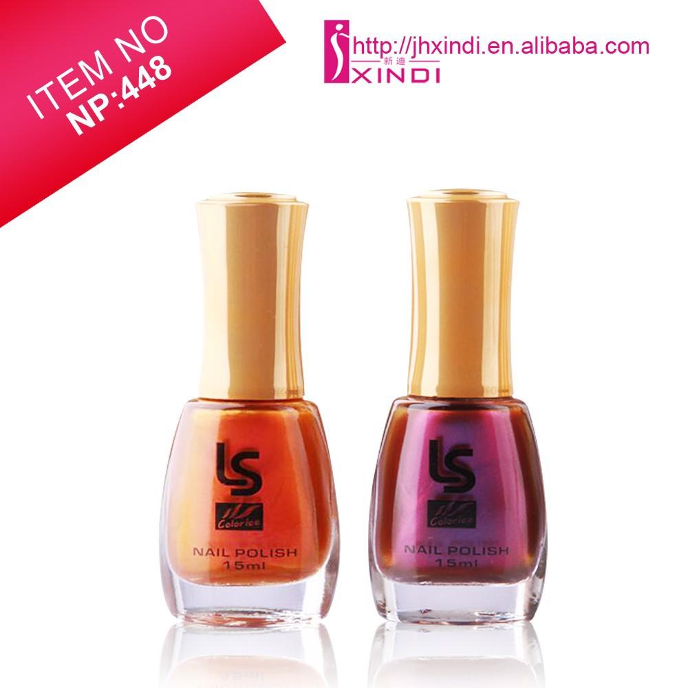 Cosmetics Chameleon Effect Nail Polish Make Up Nail Polish - Buy ...