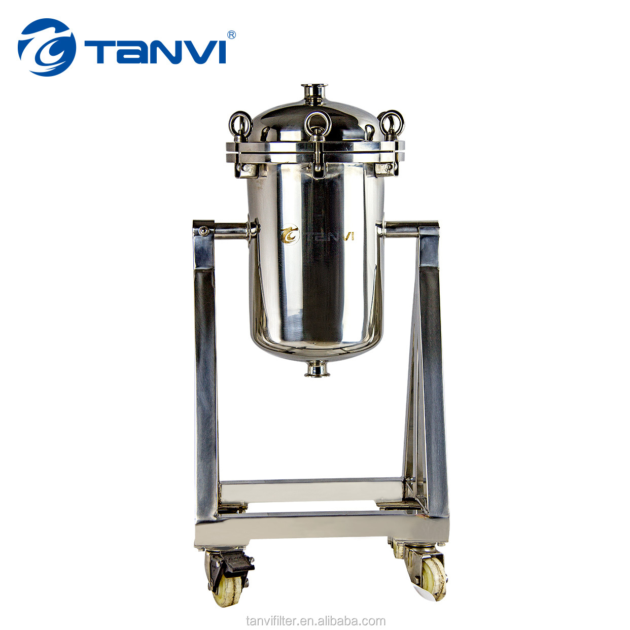 40 micron Stainless steel alcohol filter machine&top ten selling products&System for types of chemical reagents