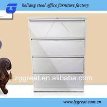 Durable colorful rustic shabby iron metal industrial drawer cabinet multi drawer file cabinets