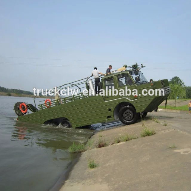 東風 Eq2102 水と土地車トラック 6x6 軍用トラック - Buy 水と土地車 ...