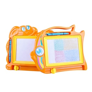 Magic doodle drawing toy magnetic color writing board for kids