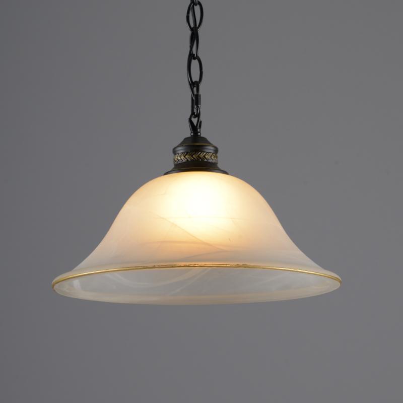 New Modern Brief Single Head Cloud glass pendant light bar ...