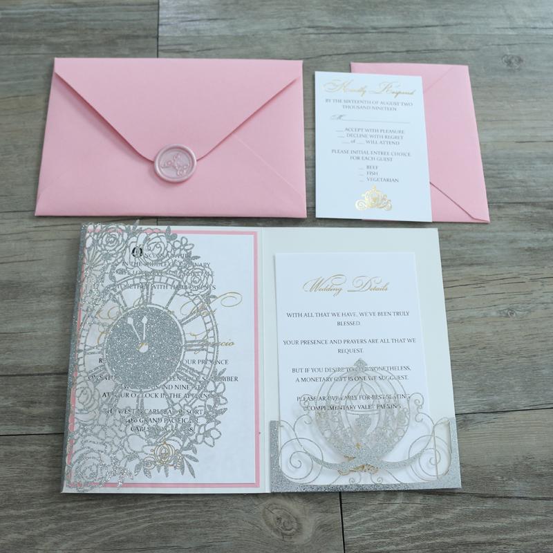 Venta Al Por Mayor Invitaciones De Matrimonio Artesanales