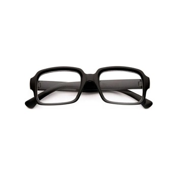 Free Sample Hot Sell Black Spectacles Frames Fashion Square Frame ...