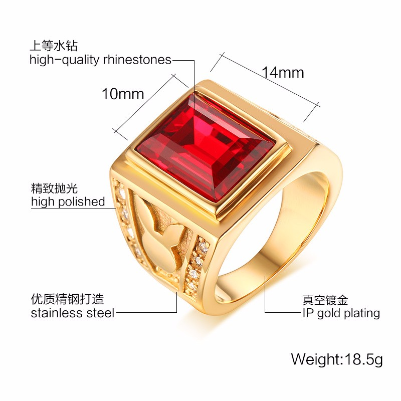 Luxury Women Ruby Nepali Jewelry China Wholesale Silver Ring