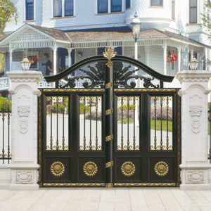 Outdoor security latest main gate designs