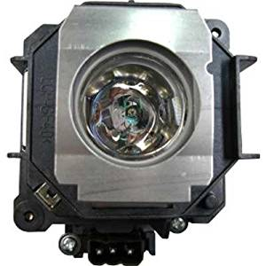 PowerLite Pro G5200WNL EB-G5350NL EPSON ELPLP46 // V13H010L46 Original Bulb Inside Replacement Lamp with Housing for EPSON Projector EB-500KG EB-G5200W EB-G5200WNL EB-G5300NL EB-G5350 V11H278940 EB-G5200 EB-G5300 PowerLite Pro G5350NL EB-G5250WNL