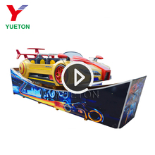 Top Manufacture Amusement Park Ride Manufacturer Spin Ride Mini Flying Car Rides