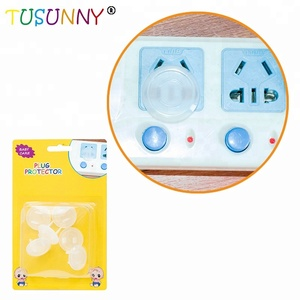 child safety plastic plug protector power waterproof socket cover
