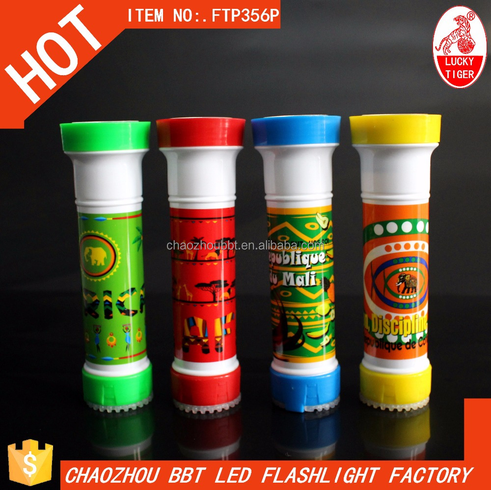 Tiger King Fire Brand Small Head Sell World LED Torch Look For Distributor/ Dealer Keychain Flashlight Flat LED Flashlight