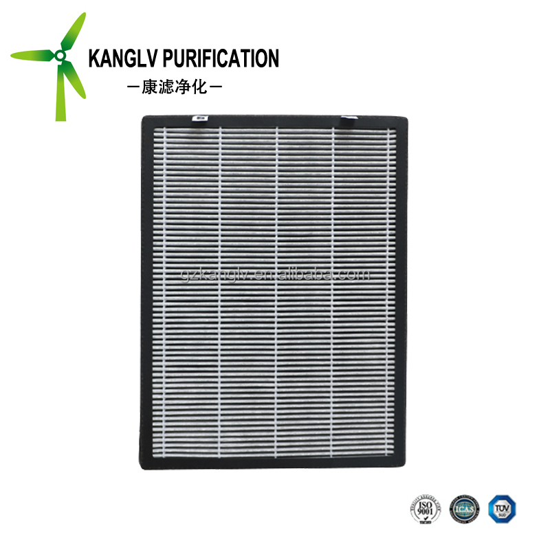 Cleaner Pleated Carbon Non-woven Filter Replacement Air Filter