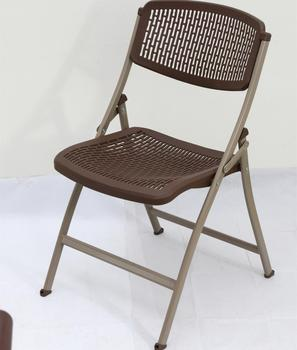 factory direct supply strong metal folding chair