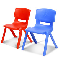 Pre-school classroom play and study furnitures daycare center plastic kids chairs for sale