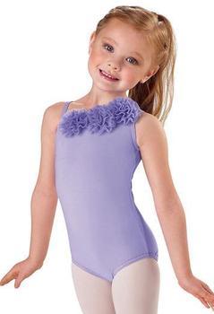3c873af99 Girls adult Asymmetrical Flower Leotard training Dancewear Eplt-047 ...