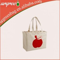 Eco Friendly Cotton Tote Fruit Bag For Shopping