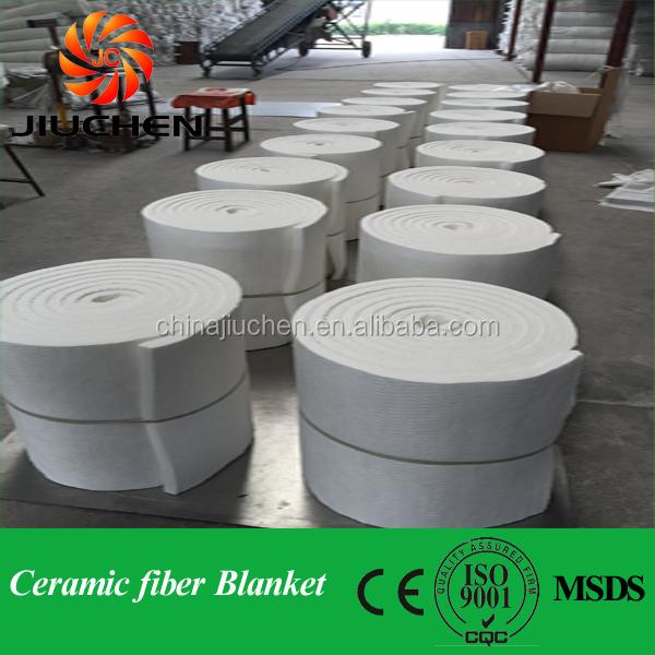 Msds Refractory Ceramic Fiber Blanket Thermal Insulation