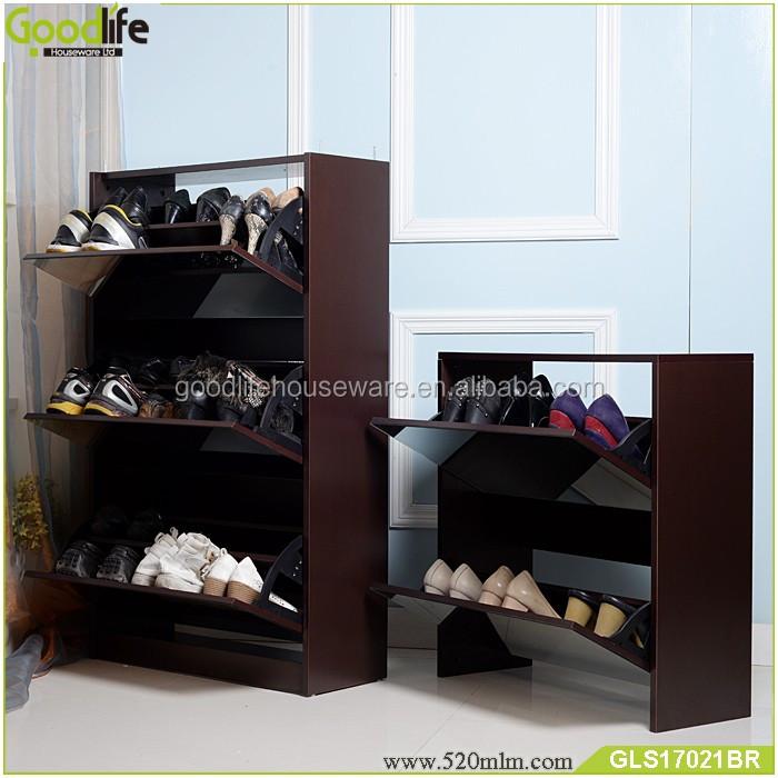 Living Room Models goodlife design furniture living room models shoe rack wood for