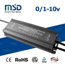 IP67 45-400W constant voltage 12V dc waterproof dimmable led driver of 0/10V dimmable led driver