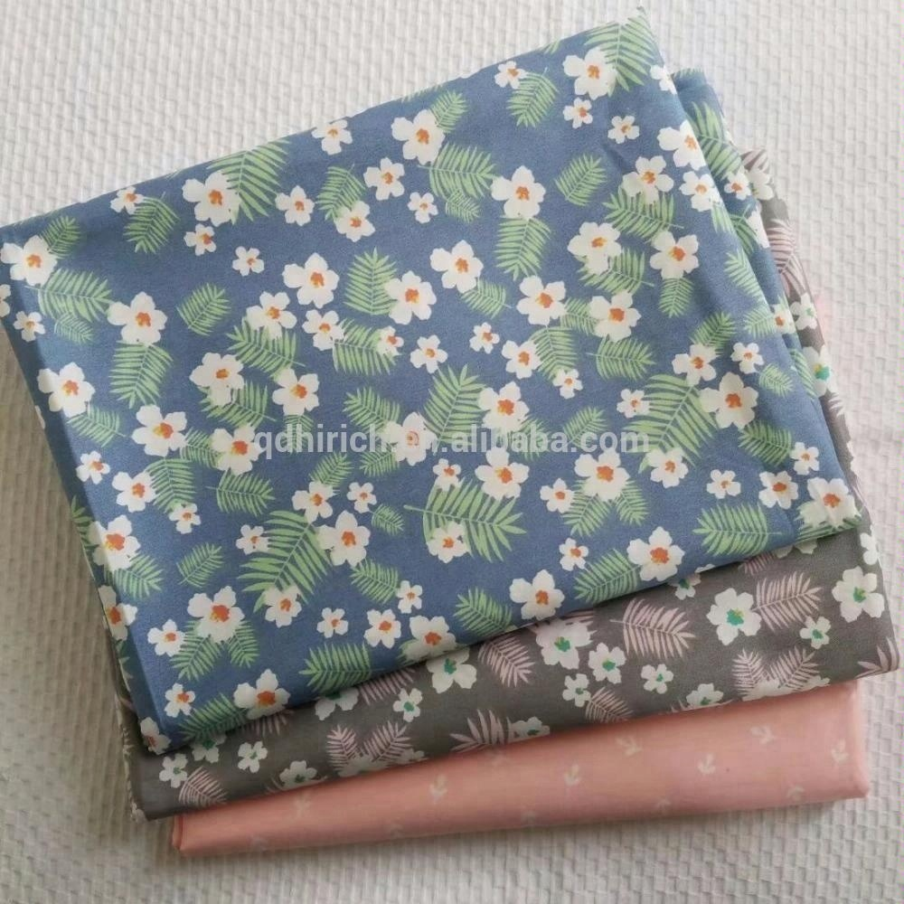 safe for baby use 100% cotton printed fabric