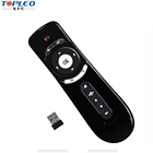 Hot sales 2.4G air fly Somatosensory super general rohs android tv box self-learning remote control
