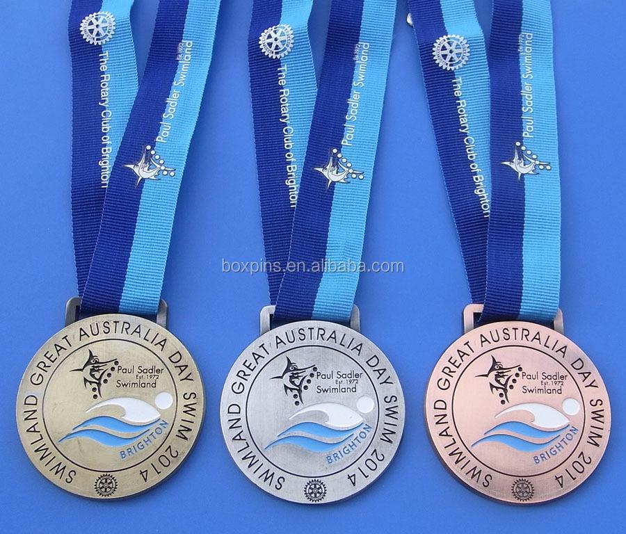 The Most Beautiful Marathon In Texas Souvenir Medal