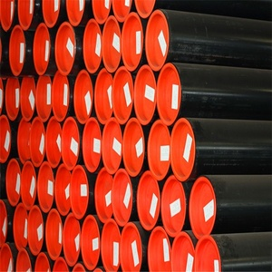 Hot dip galvanized large diameter round black steel pipe