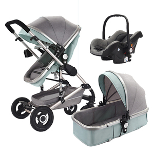 China factory 360 degree wheels small size baby carriage
