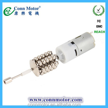 China manufacture super quality 58mm dc motor worm gearbox