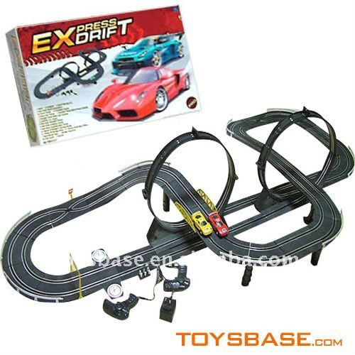 1 43 Electric Race Track With Rc Car