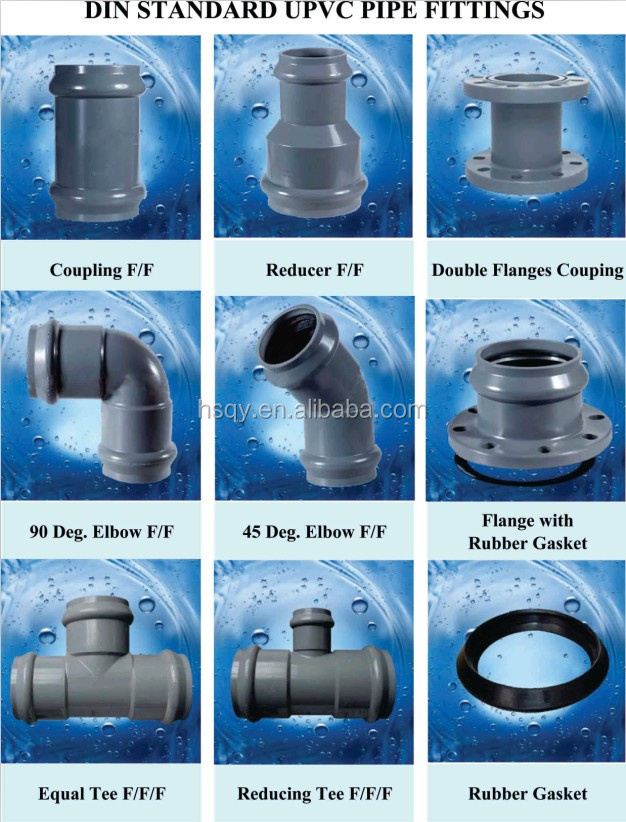Upvc Reducer Socket Fitting For Pipe Connection Buy Upvc