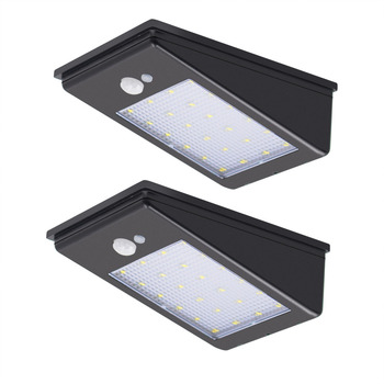 Solar Light Outdoor Garden Led Sensor Wall Light