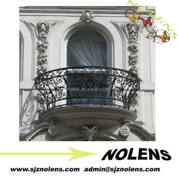 Wrought iron window balcony grill design elegant round wrought iron balcony railing buy new - Wrought iron indoor decor classy elegance ...