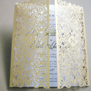 Laser Cut Invitations Wholesale Suppliers Manufacturers