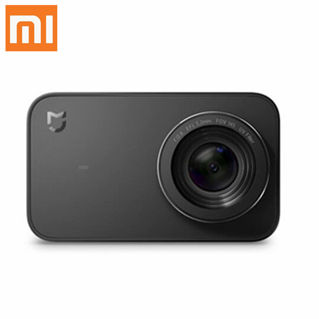 "Xiaomi Mijia Mini 4 k Eylem ve Video Kamera Spor Kamera 30fps 145 Açı 2.4 ""HD Ekran"