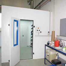 BTD CE proved Paint Mixing Room/auto paint/italy spray booth