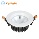 Downlight safety 95mm cut size circular 7W cob led recessed down light lamp