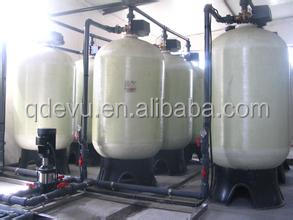 Pressure Activated Carbon Filter vessel for water pre treatment